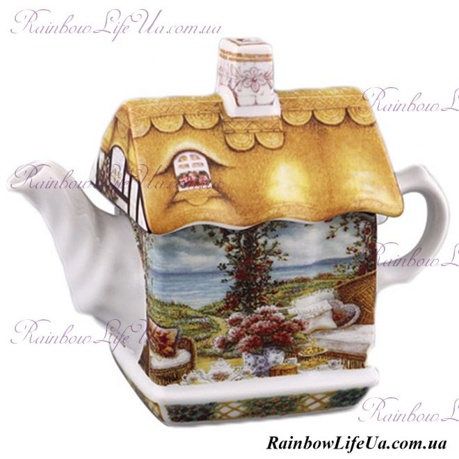 "Заварочный чайник Дом ""Lefard"""