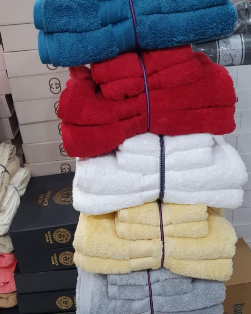 Безумно мягкие и качественные полотенца