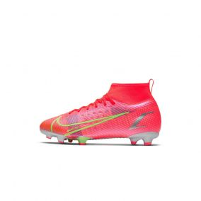 ДЕТСКИЕ БУТСЫ NIKE SUPERFLY 8 PRO FG JR (SP21) CV0804-600