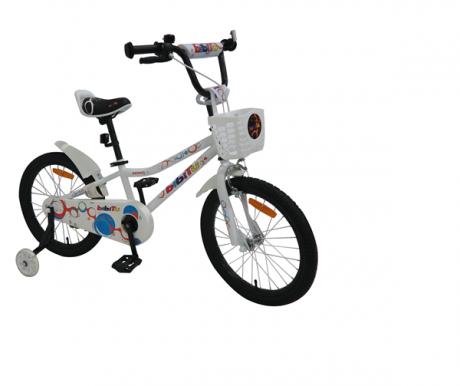 "Велосипед 18"" BIBITU AERO Белый"