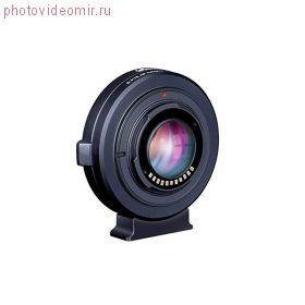 Адаптер Commlite CM-AEF-MFT Booster (Canon EF/EF-S - Micro 4/3)