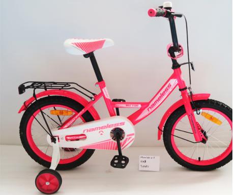 """Велосипед 18"""" NAMELESS VECTOR красный/белый"""