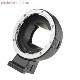 Переходное кольцо Commlite CM-EF-NEX с объективов Canon EF/EF-S на байонет Sony-E
