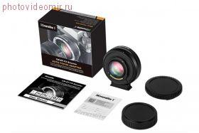 Commlite CM-EF-FX Booster Переходное кольцо для Canon EF/EF-S lens to Fuji FX