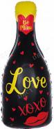 """Бутылка шампанского, 33""""/ 84 см"""