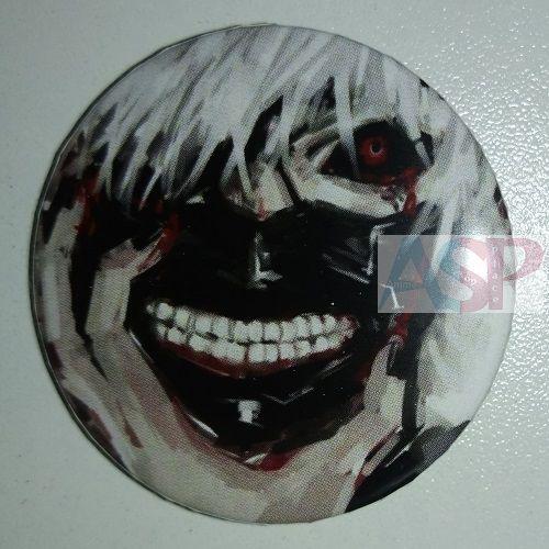 Значок (Средний 37 мм) Tokyo Ghoul