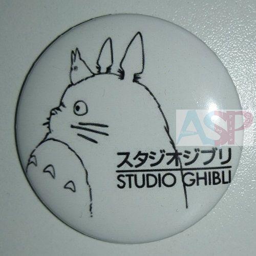 Значок (Средний 37 мм) Tonari no Totoro