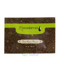 Macadamia Маска восстанавливающая интенсивного действия с маслом арганы и макадамии DEEP REPAIR MASQUE