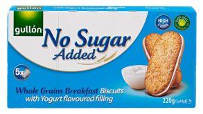 Печенье GULLON б/сахара Sandwich yogurt