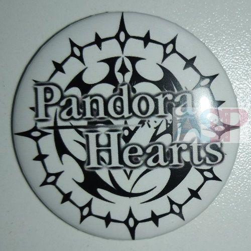 Значок (Средний 37 мм) Pandora Hearts