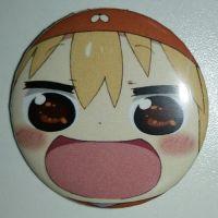 Значок (Средний 37 мм) Himouto! Umaru-chan