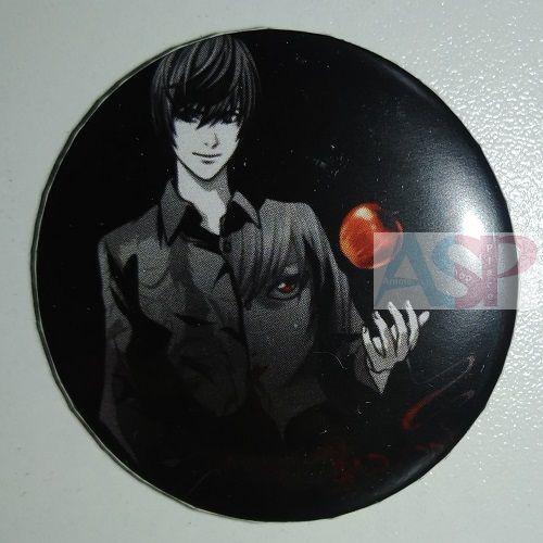 Значок (Средний 37 мм) Death Note