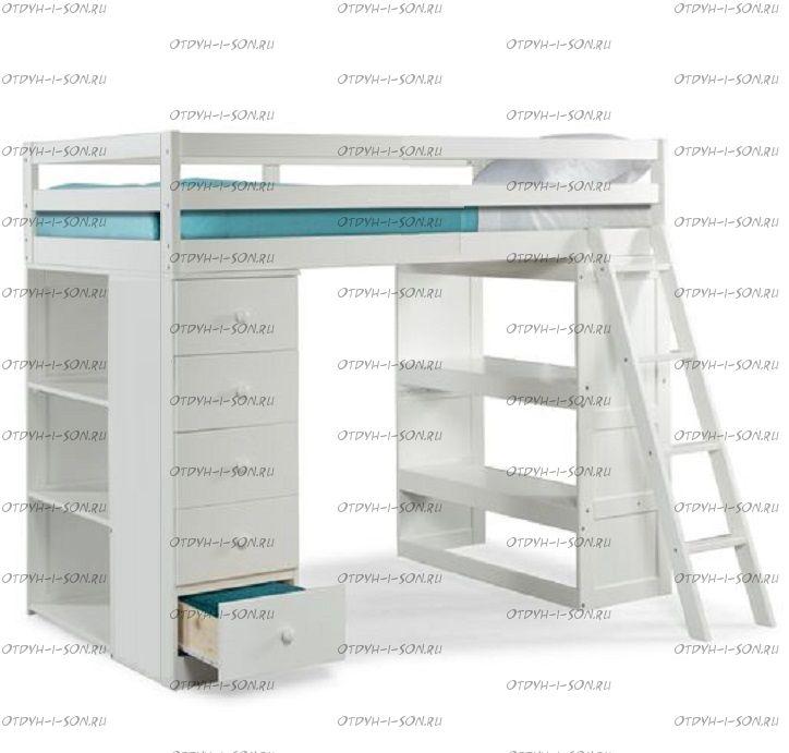 Кровать-чердак Cabinet Кадет  №15