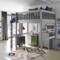 Кровать-чердак Cabinet Кадет №16