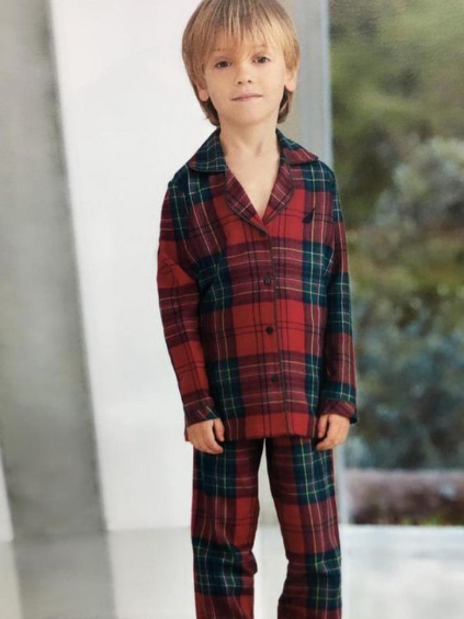 Турецкая пижама из 100% хлопка