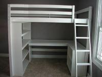 Кровать-чердак Кадет №25