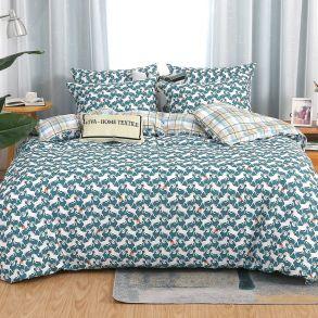 Комплект постельного белья Сатин 100% хлопок C483