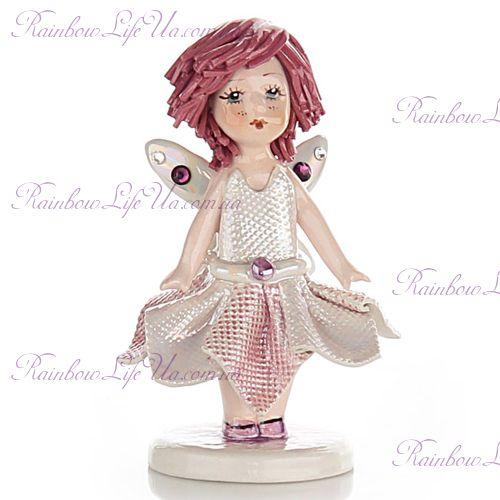 "Статуэтка Фея в розовом платье 00211 ""Zampiva"""