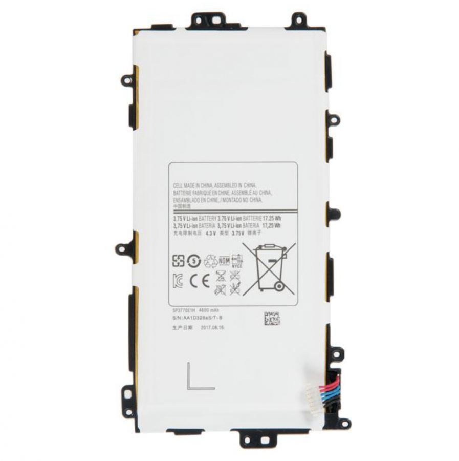 Аккумулятор Samsung N5100 Galaxy Note 8.0/N5110 Galaxy Note 8.0 (SP3770E1H) Аналог