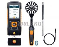 Testo 440 Комплект для вентиляции 2 с Bluetooth®