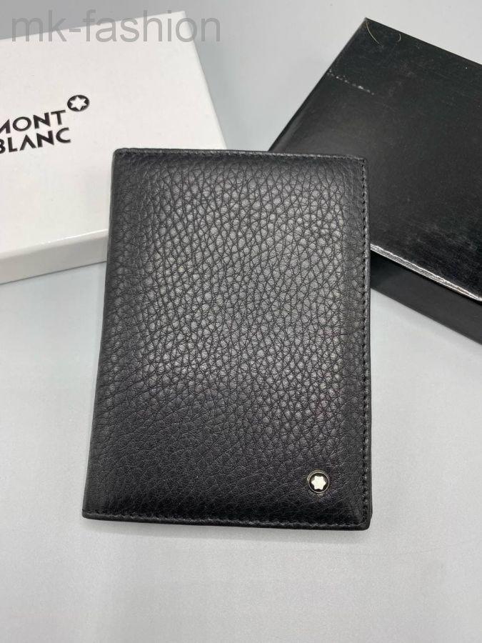 Обложка для паспорта Montblanc