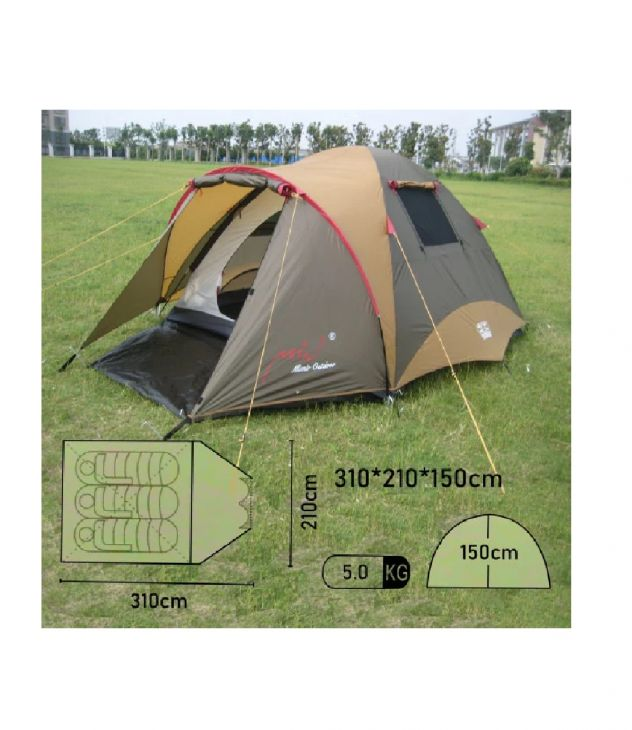 Палатка 3-местная Mimir Mir Camping X-ART1165A
