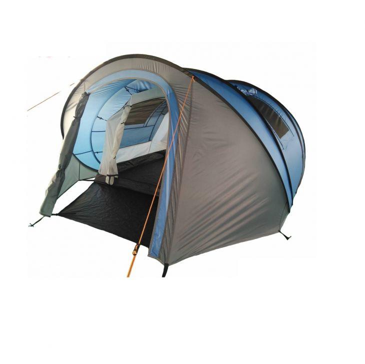 Палатка 3-4 местная Mimir Mir Camping MIR-930