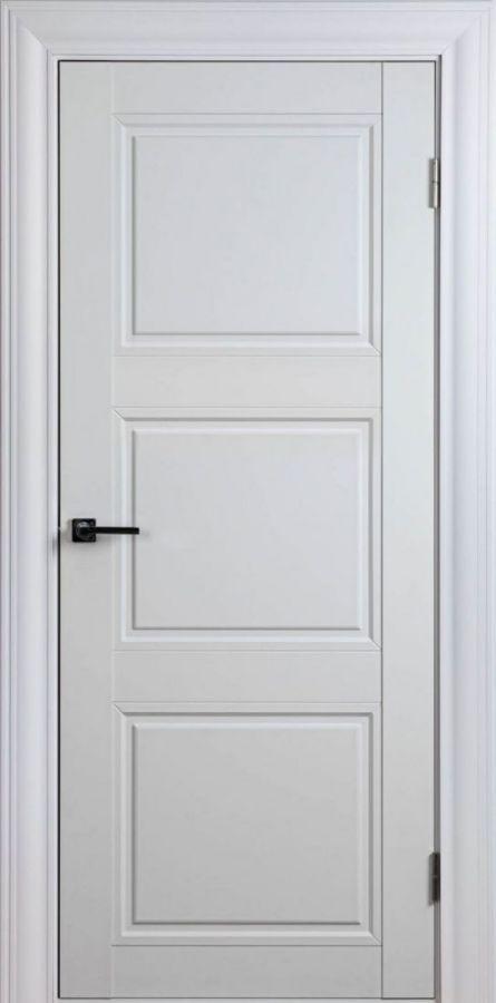 Дверное полотно Scandinavia-2F Белый Шёлк