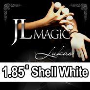 JL Lukas Balls 1,85' Shell (скорлупка) БЕЛЫЙ