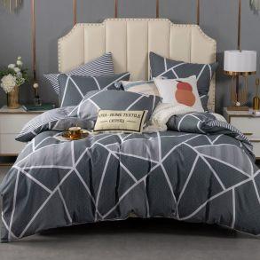 Комплект постельного белья Люкс-Сатин A206