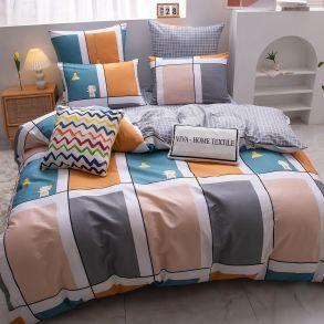 Комплект постельного белья Люкс-Сатин A210