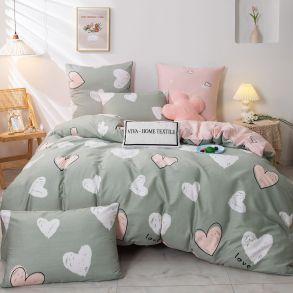 Комплект постельного белья Люкс-Сатин A215
