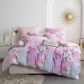 Комплект постельного белья Люкс-Сатин A191