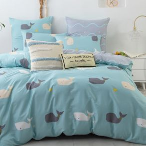 Комплект постельного белья Люкс-Сатин A184