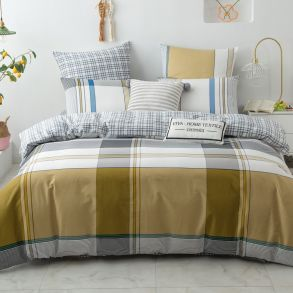 Комплект постельного белья Люкс-Сатин A188