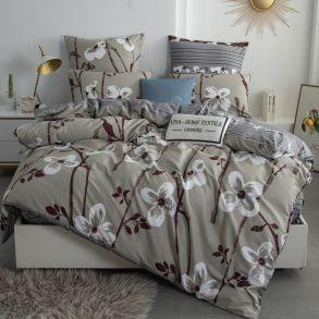 Комплект постельного белья Люкс-Сатин A194