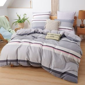 Комплект постельного белья Люкс-Сатин A197