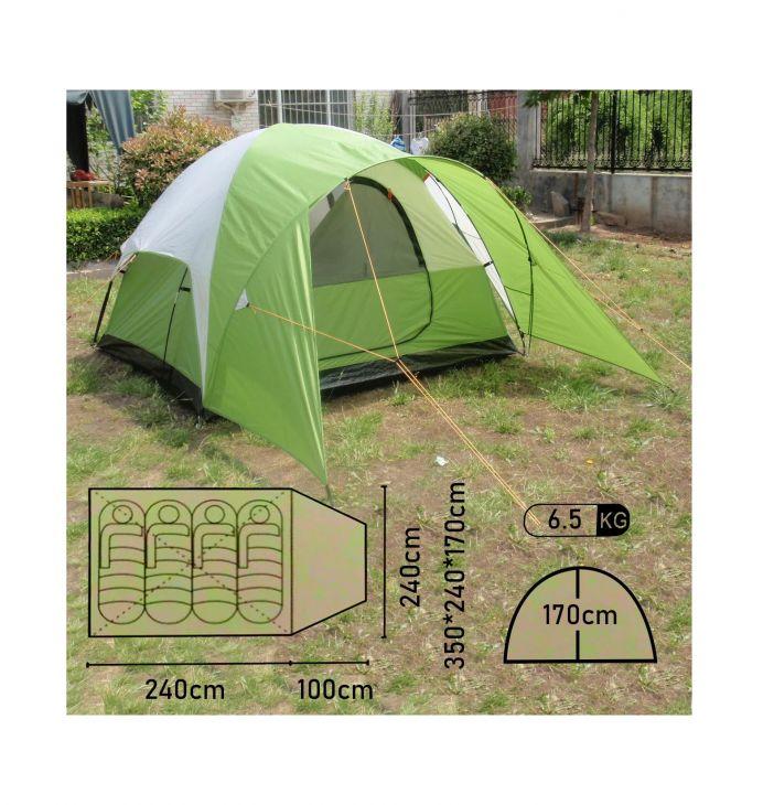 Палатка 4 местная Mimir Evanston-4