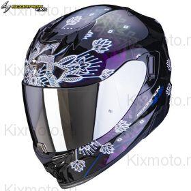 Шлем Scorpion EXO-520 Air Tina, Черный