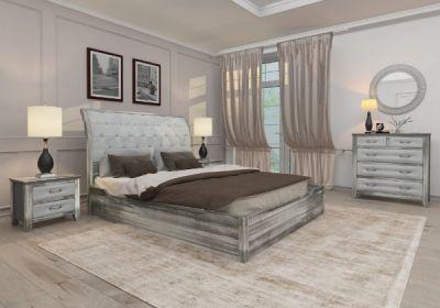 Кровать Район Lester Antic с ПМ