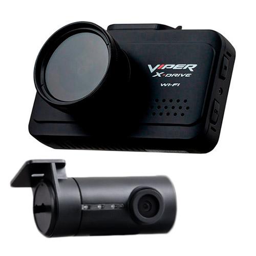 VIPER X Drive Wi Fi DUO (2 камеры) салонная Видеорегистратор