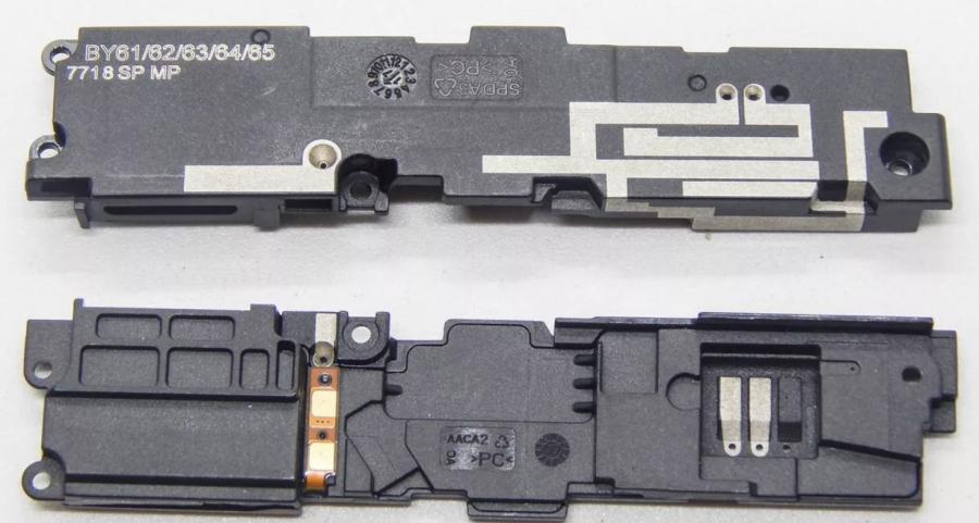 Buzzer (динамик звонка) G3412 Xperia XA1 Plus/G3416 Xperia XA1 Plus/G3421 Xperia XA1 Plus Оригинал