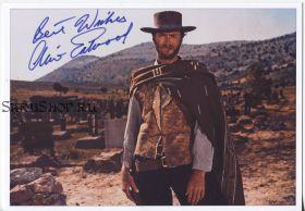 Автограф: Клинт Иствуд. Хороший, плохой, злой