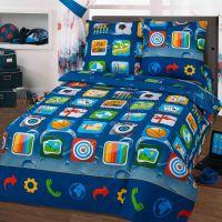 «Матрица» постельное белье бязь 1.5 спальный
