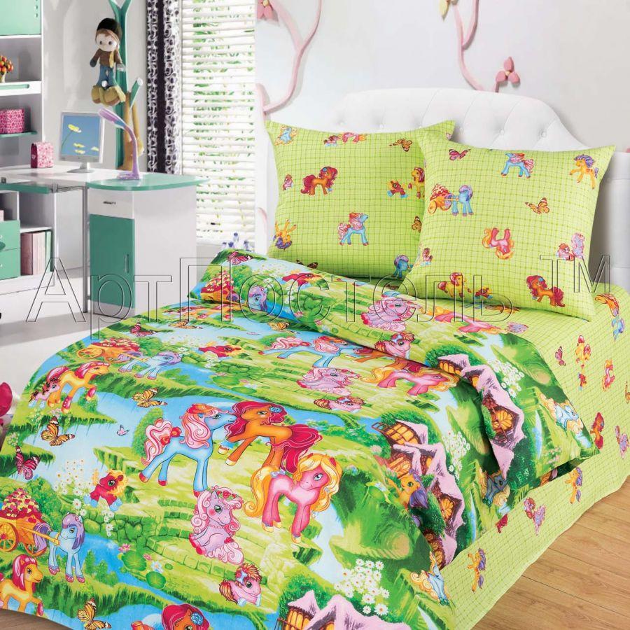 «Волшебные сны» постельное белье бязь 1.5 спальный