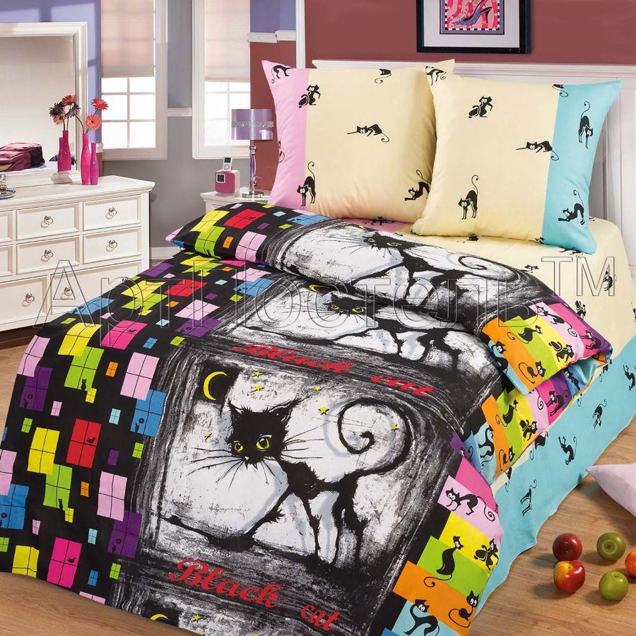 «Джокер» постельное белье бязь 1.5 спальный