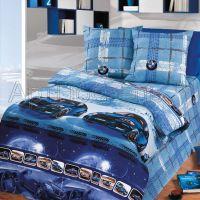 «Драйв» постельное белье бязь 1.5 спальный