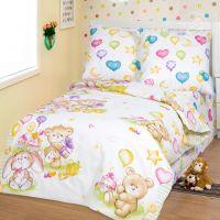 «Именины» постельное белье бязь 1.5 спальный