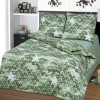 «Милитари» постельное белье бязь 1.5 спальный