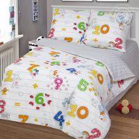 «Считалочка» постельное белье бязь 1.5 спальный